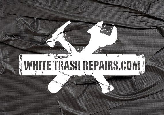 white trash repairs